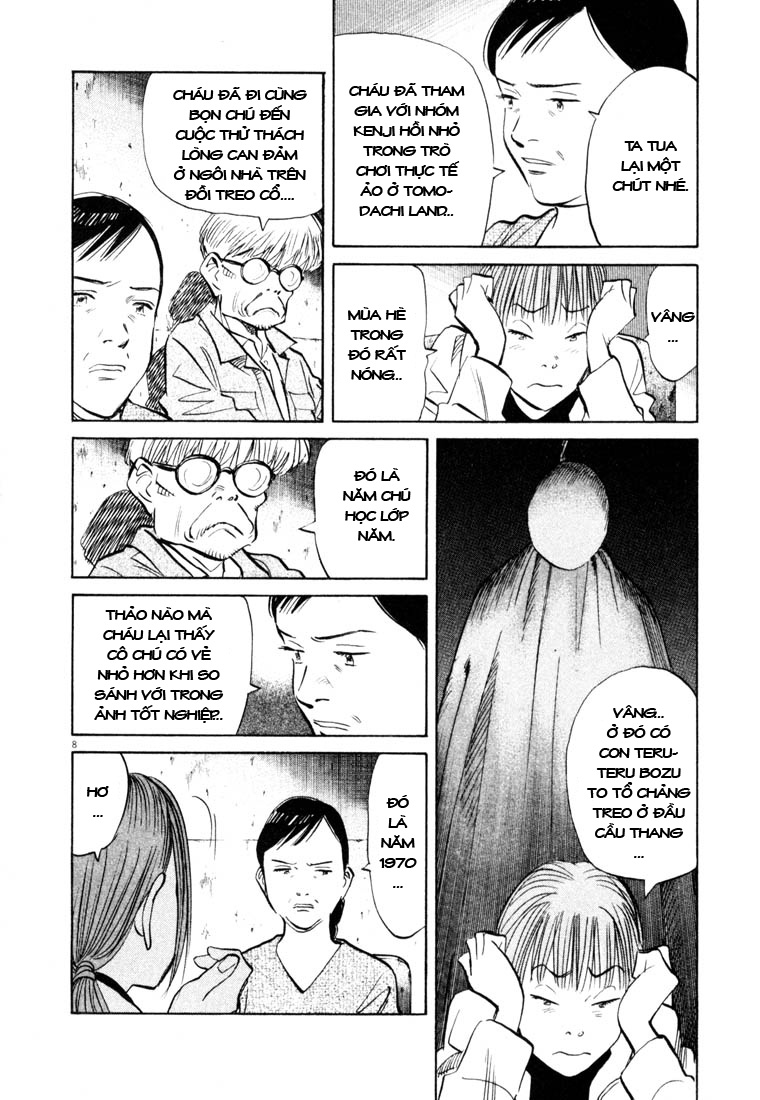 20th Century Boys chapter 127 trang 17