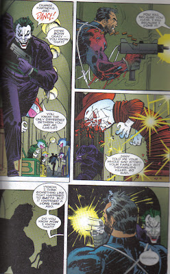Romita's Joker just doesn't feel right somehow.