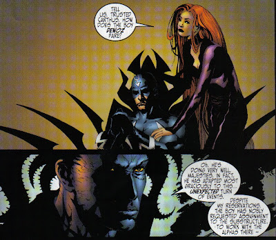 Being viceroy, or whatever, to the Inhumans is like being Number Two on the Prisoner: a one-shot gig. Usually.