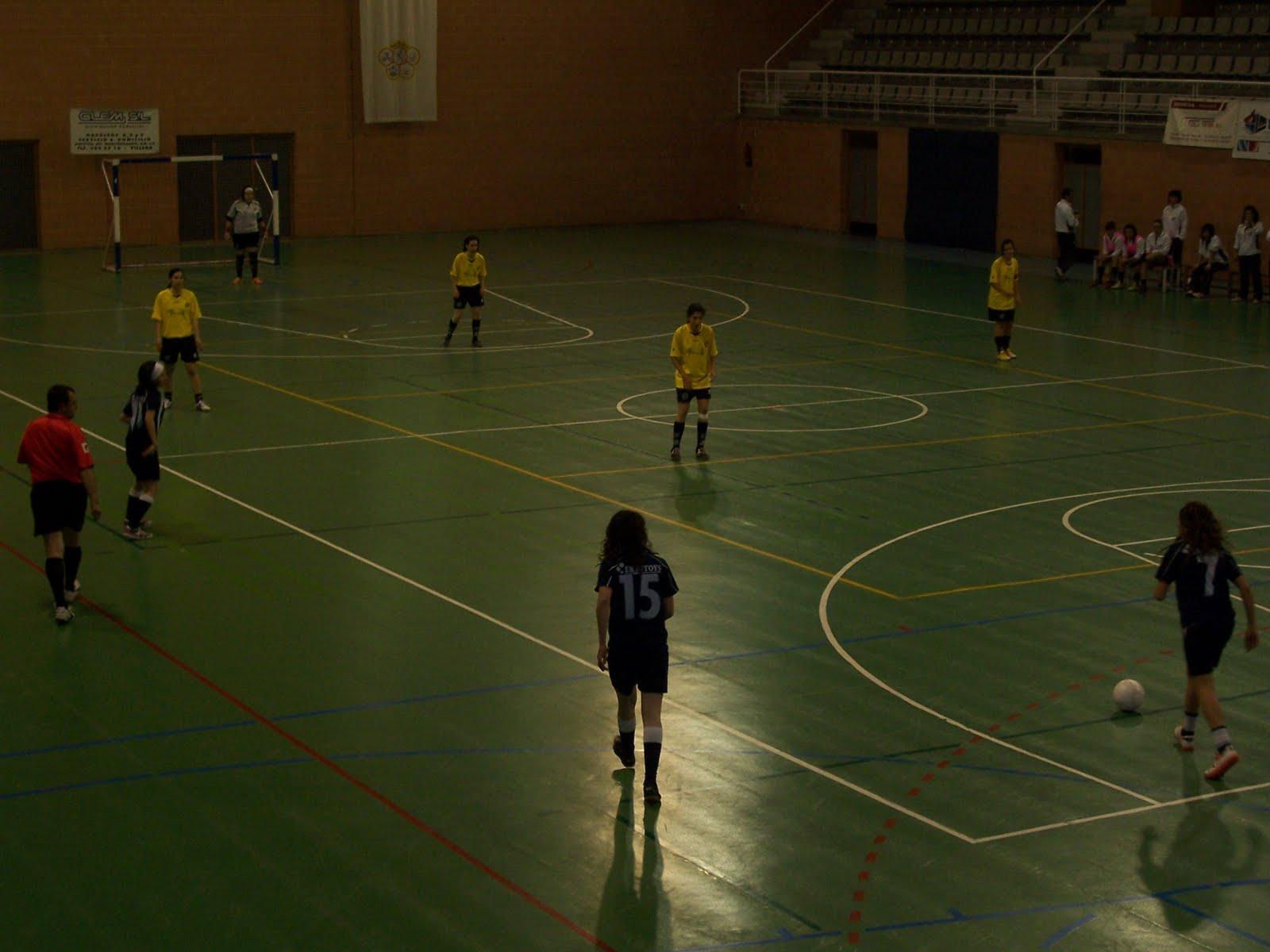 Deporte Villena Villena Futbol Sala Femenino Rozaron La Gloria