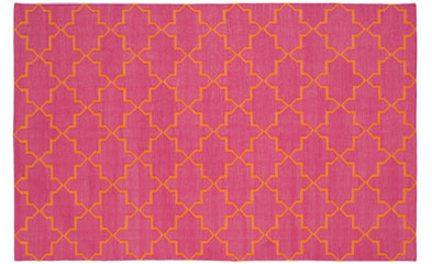 Pink And Orange Rug Furniture Shop