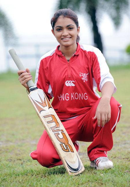 Nepalese hot sport girl