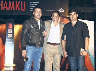 On the launched of Chamku Music