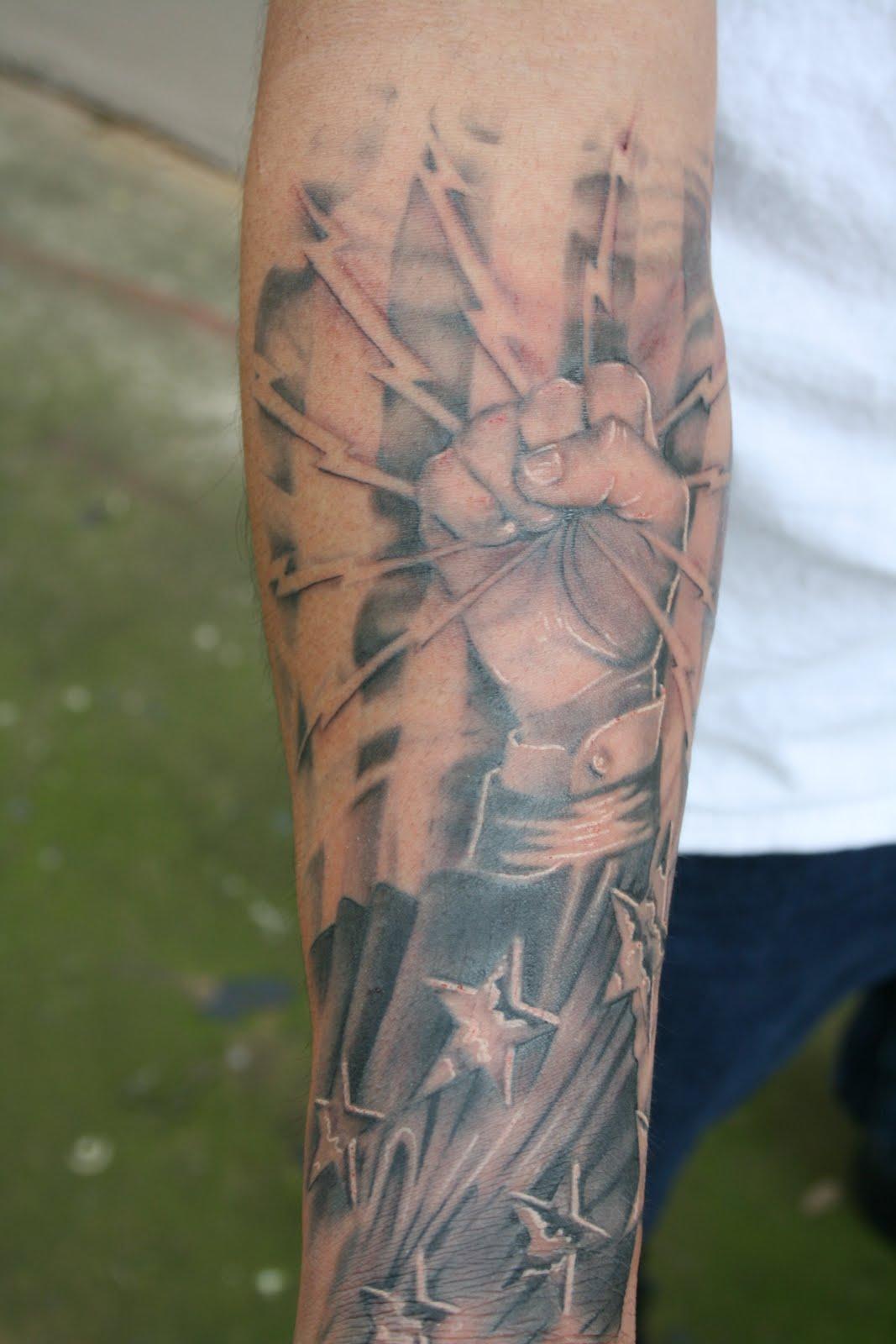 Blindside Tattoo Studio International Brotherhood Of