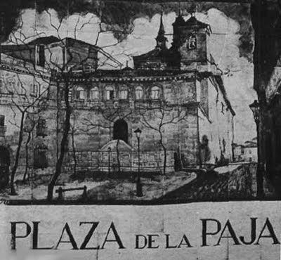 Es Madrid no Madriz Azulejos y calles