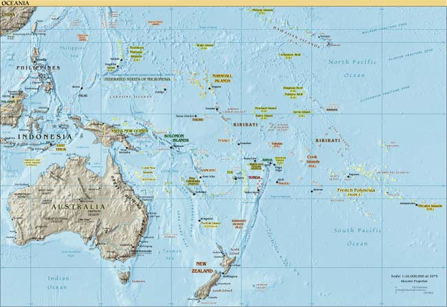 Penembakan Selandia Baru Wikipedia: STUDI KAWASAN PASIFIK BARAT DAYA: Ruang Lingkup Dan