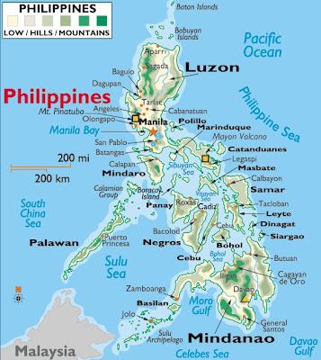 Spanish Philippines Map.Spanish Colonization Mind Map