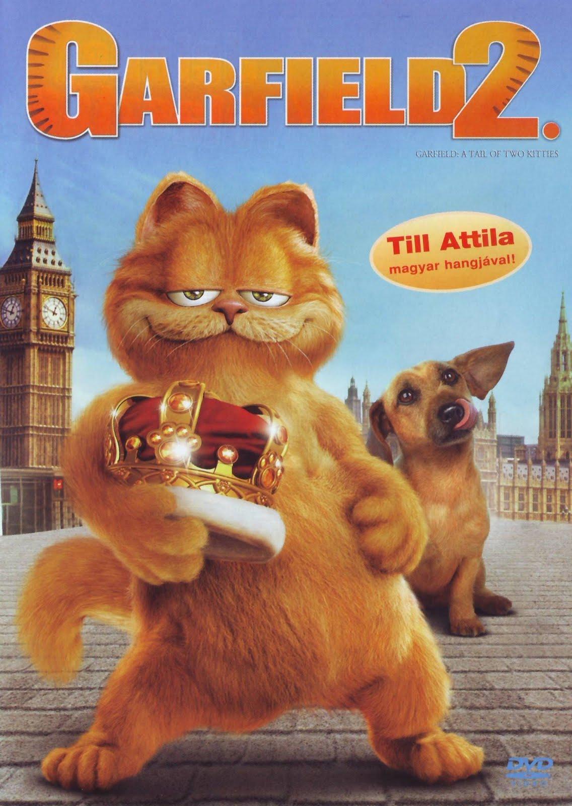 Garfield 2 Stream