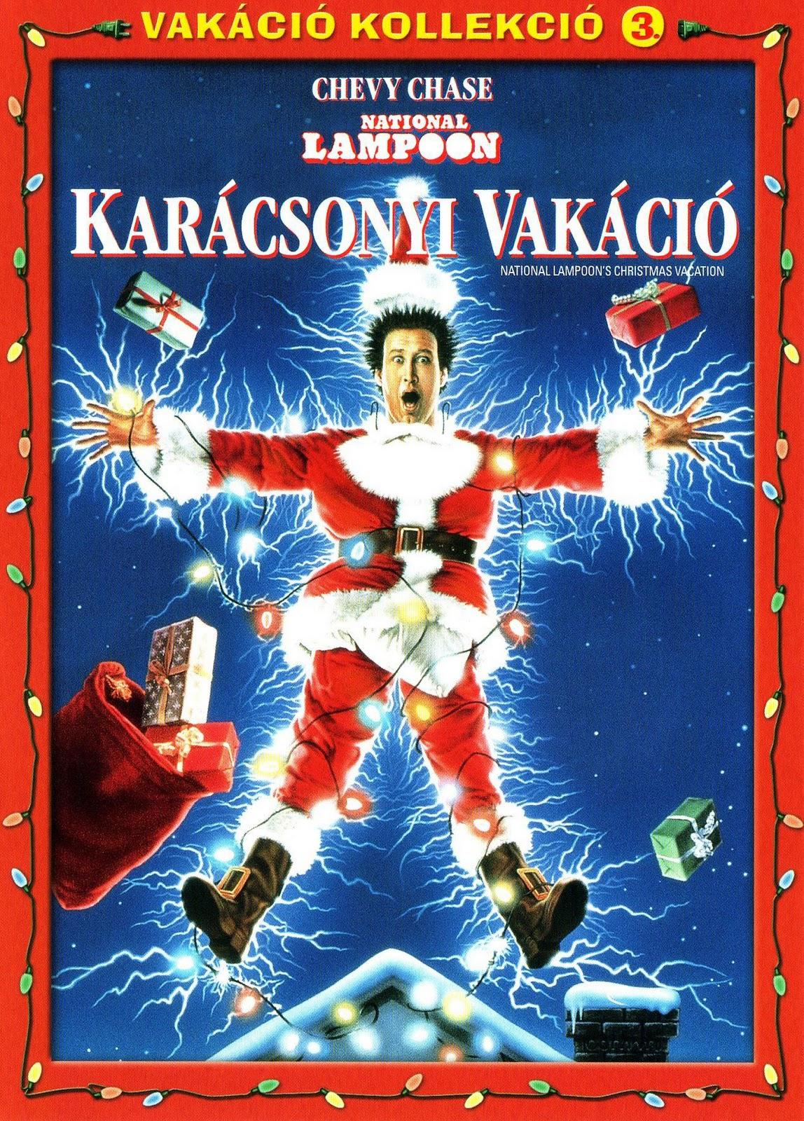 Christmas Vacation Dvdrip: Karácsonyi Vakáció (Christmas Vacation)