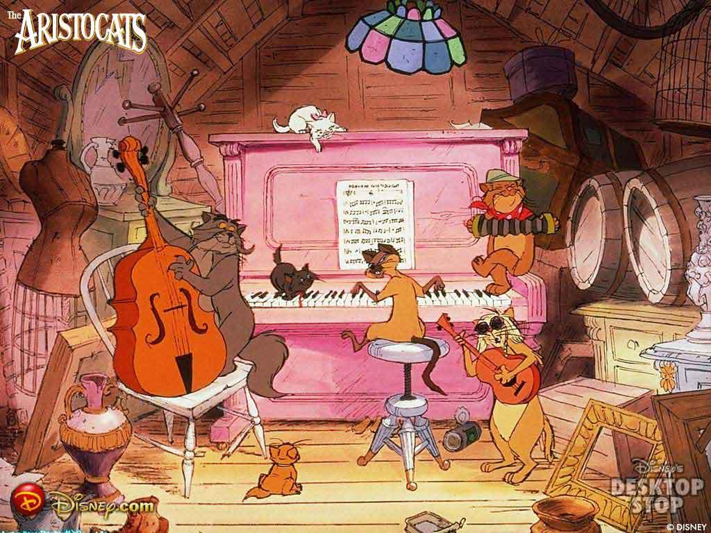 university of plymouth animation club the aristocats the