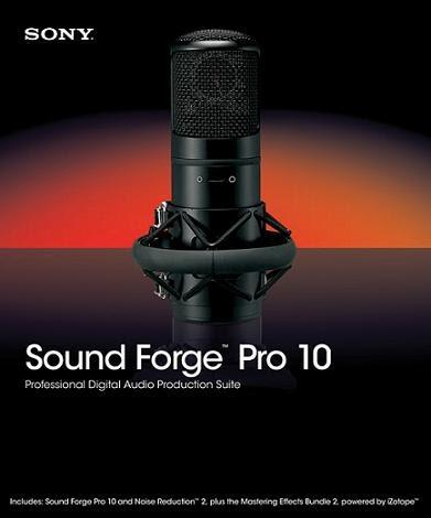 Sound forge audio studio 8.0