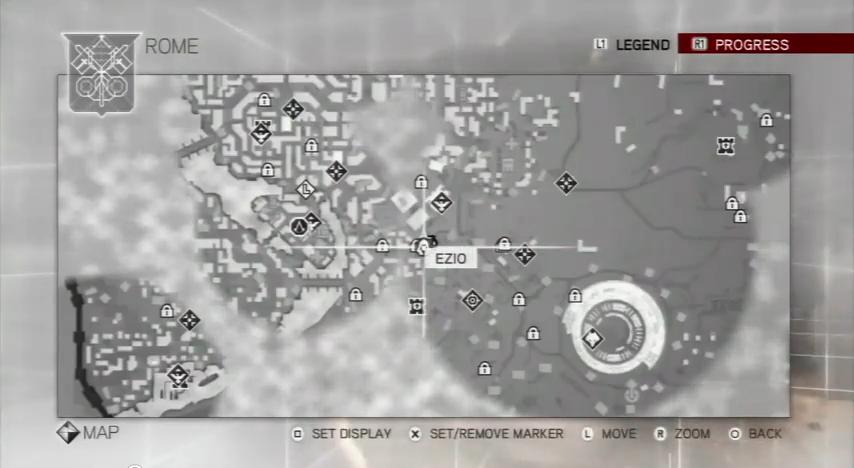 Totally Frozen Assassin S Creed Brotherhood Singleplayer Walkthrough