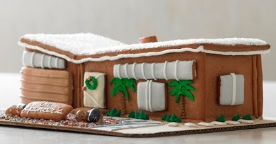 Jprchitect Design Modern Gingerbread House