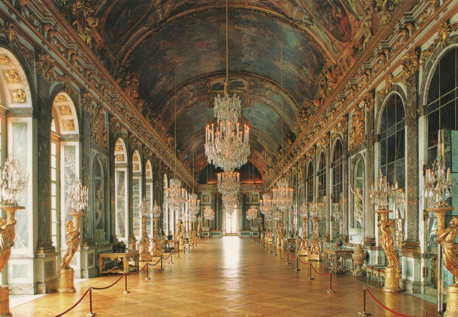 Gersyko Swap Palace Of Versailles The Hall Of Mirrors