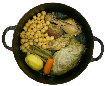Mis Recetas de Cocina Puchero Valenciano