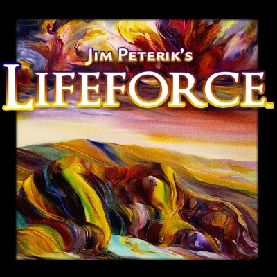 JIM PETERIK - Lifeforce