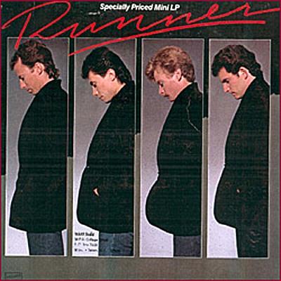 RUNNER (USA) - Runner MiniLP (1984) front
