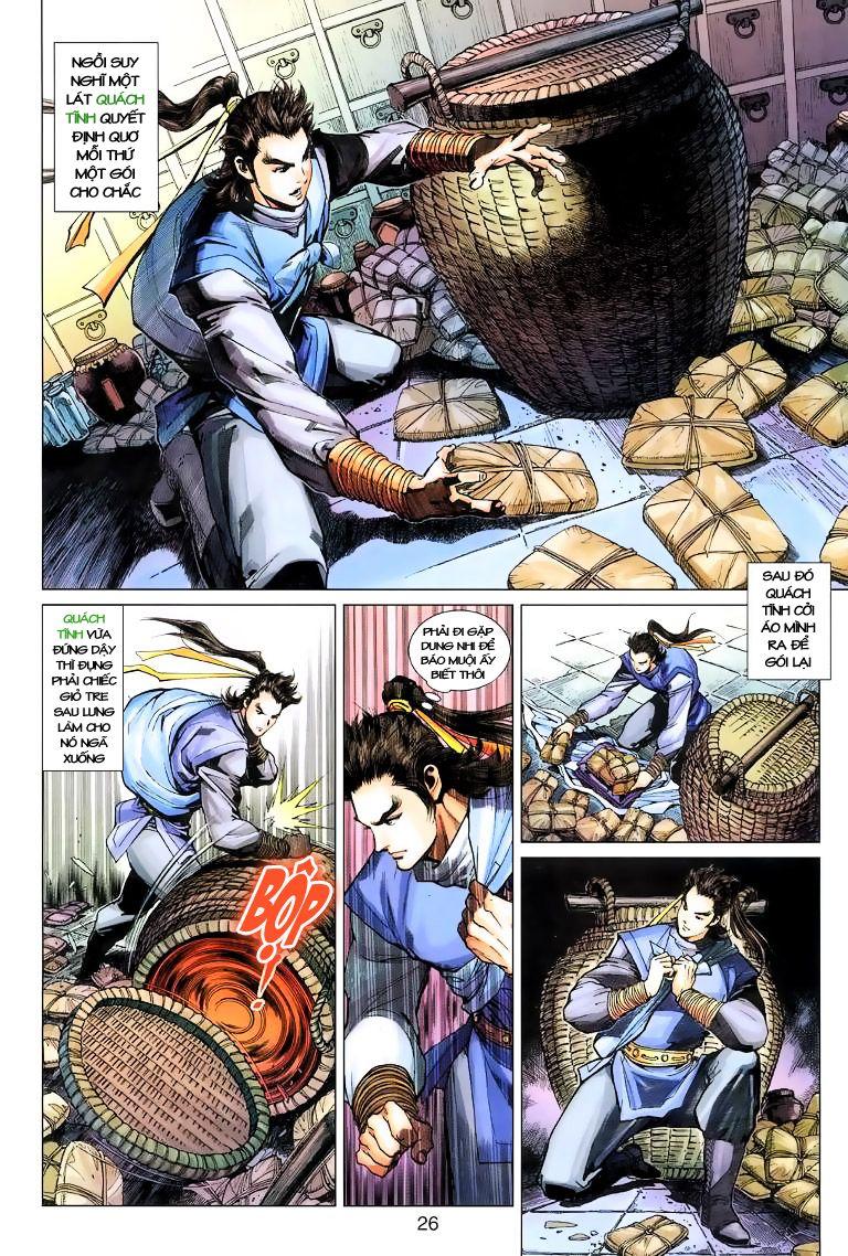 Anh Hùng Xạ Điêu anh hùng xạ đêu chap 10 trang 26
