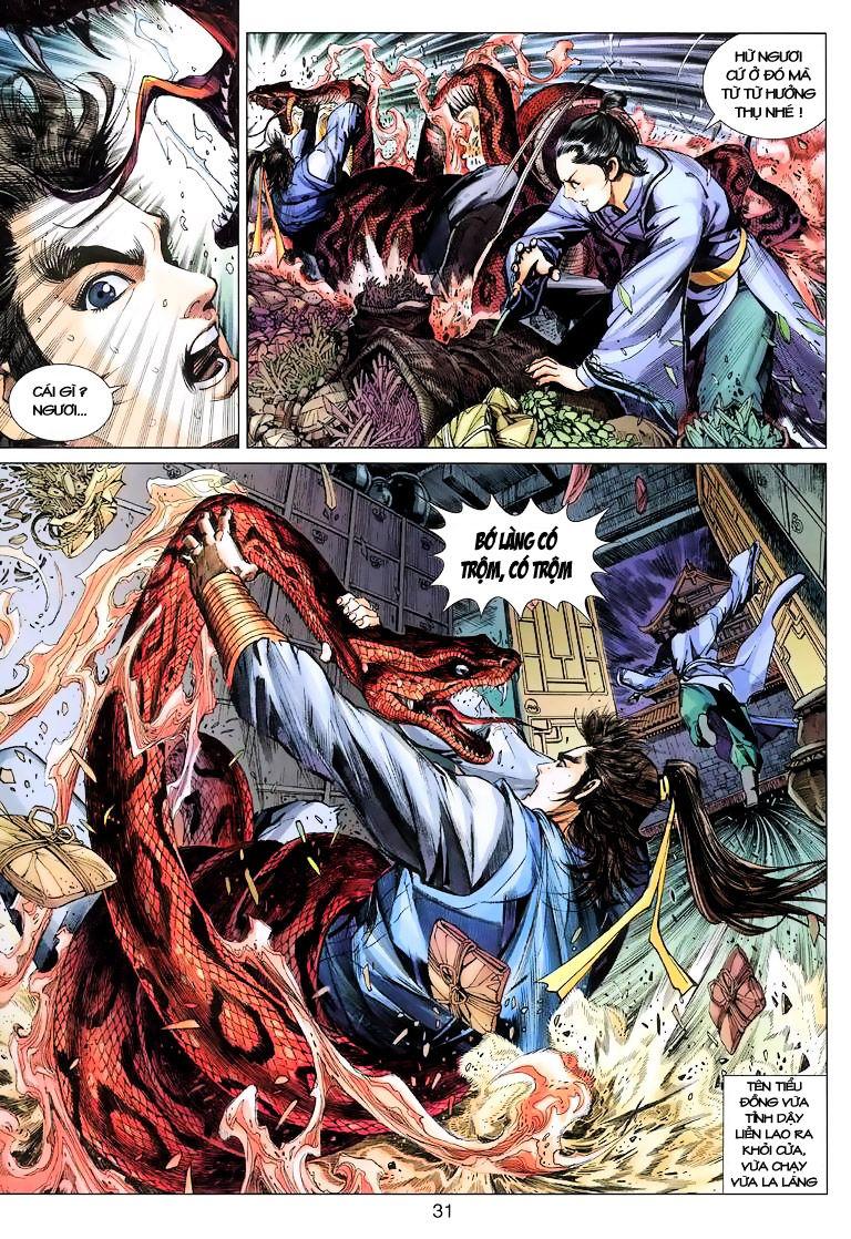 Anh Hùng Xạ Điêu anh hùng xạ đêu chap 10 trang 31