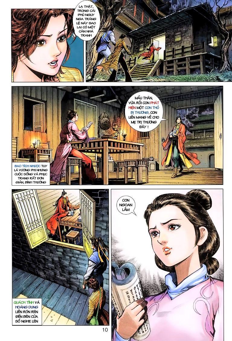 Anh Hùng Xạ Điêu anh hùng xạ đêu chap 10 trang 10