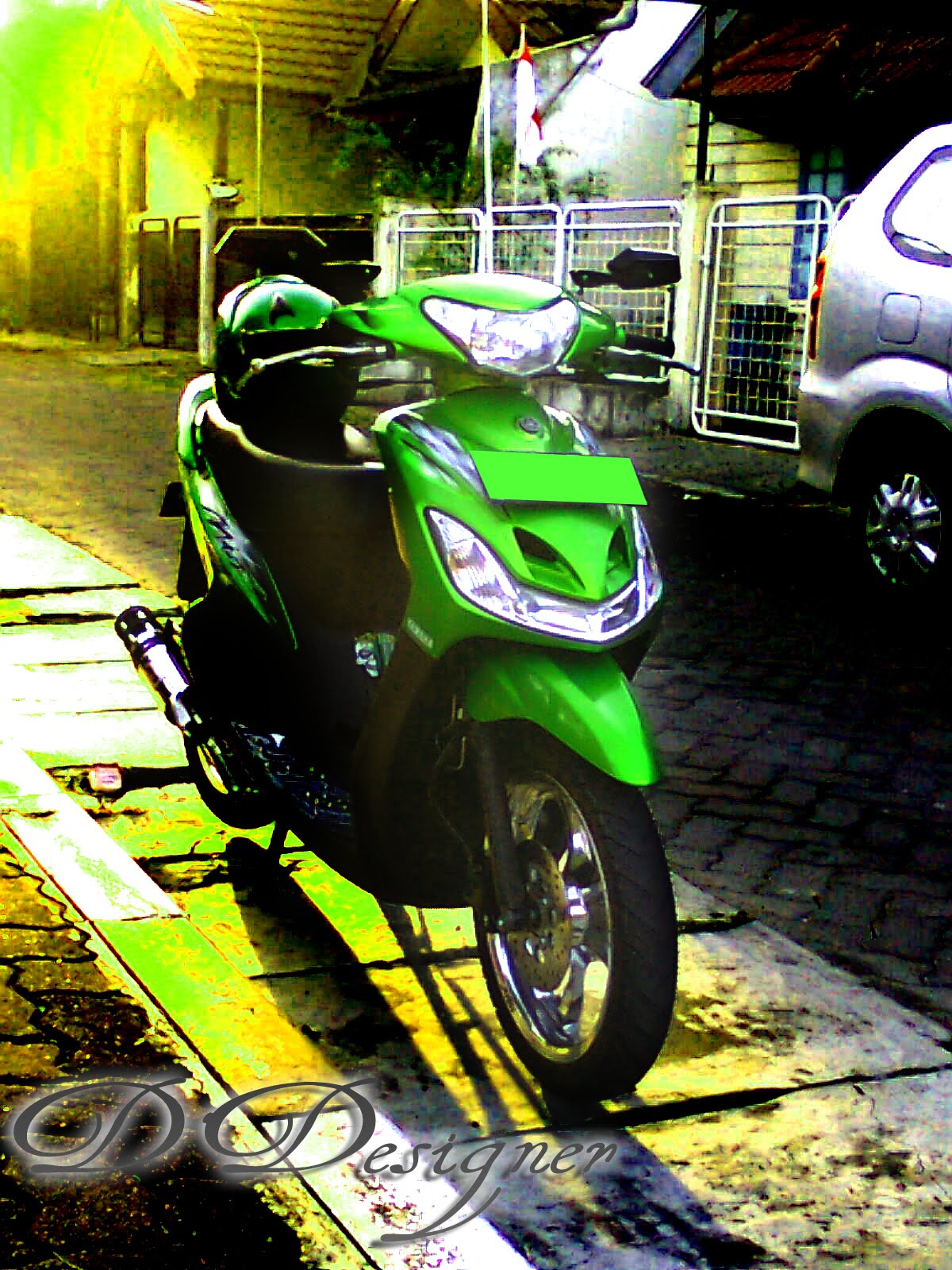 Modif Yamaha Alfa Modifikasi Motor Yamaha