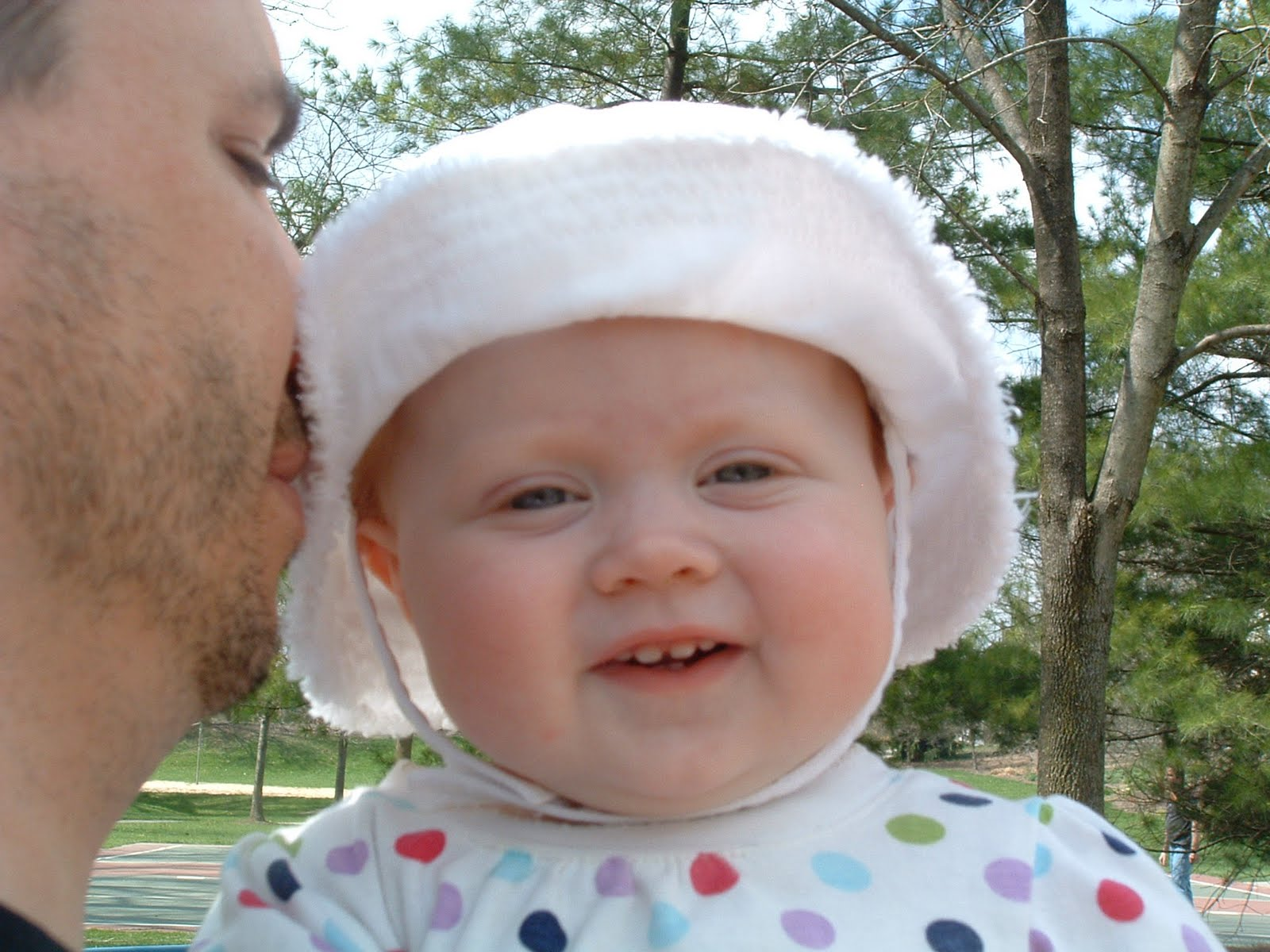 The Howell Family: I'm 8 months old today