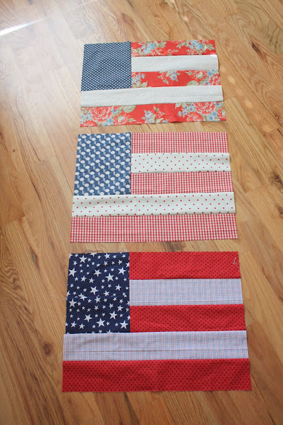 Flag Quilt Blocks - Diary Of Quilter