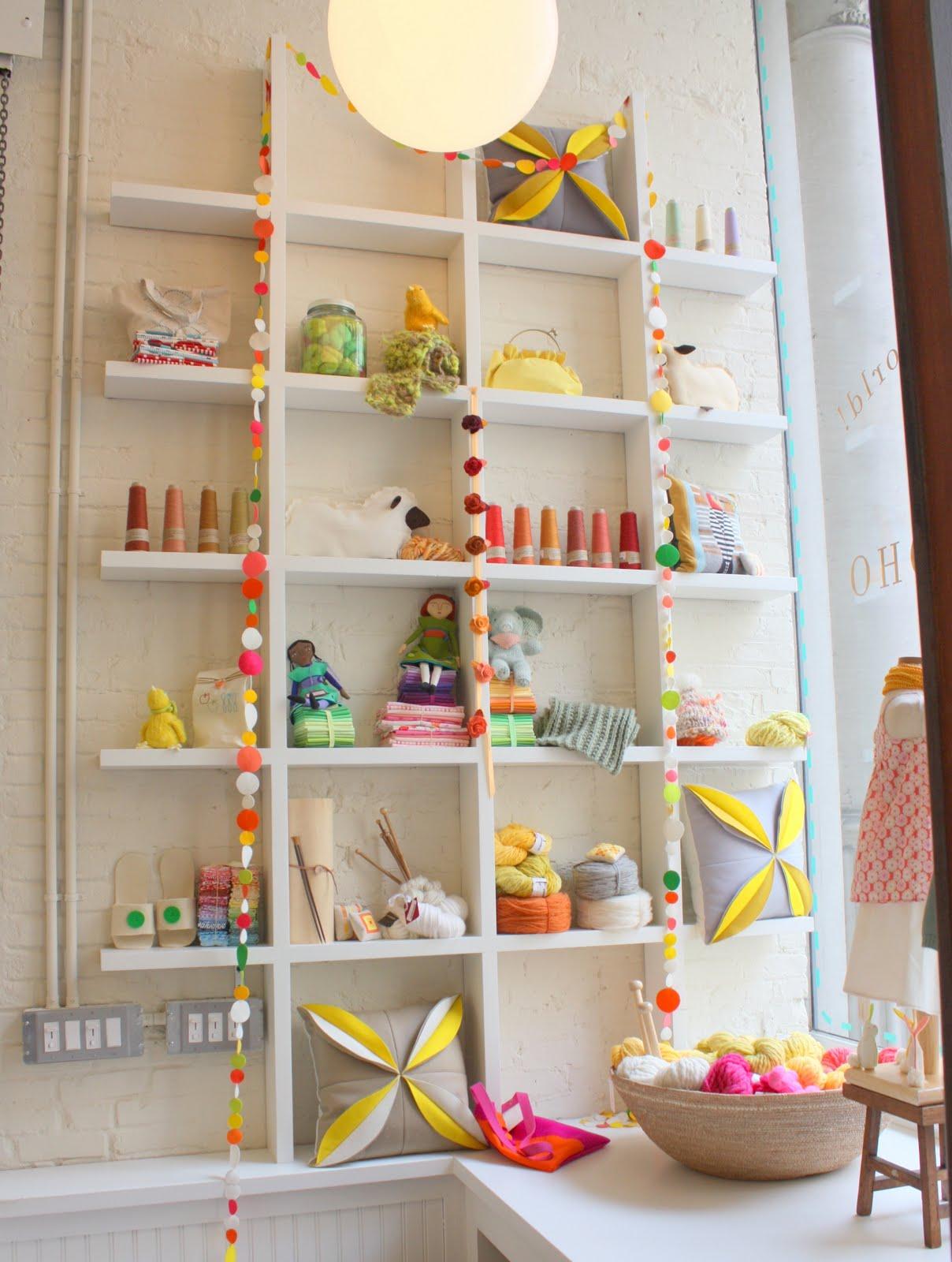Purl Soho New York Fabric Shop