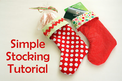 easy stocking tutorial free quilt pattern designed by amy smart from diary of a quilter