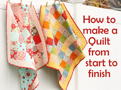 Sewing and quilting supplies featured by top US quilting blog, Diary of a Quilter: beginning quilting tutorial