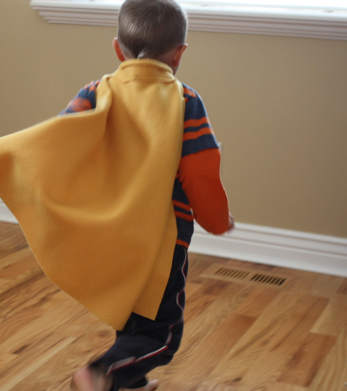 Super easy Superhero Cape Tutorial   Diary of a Quilter - a