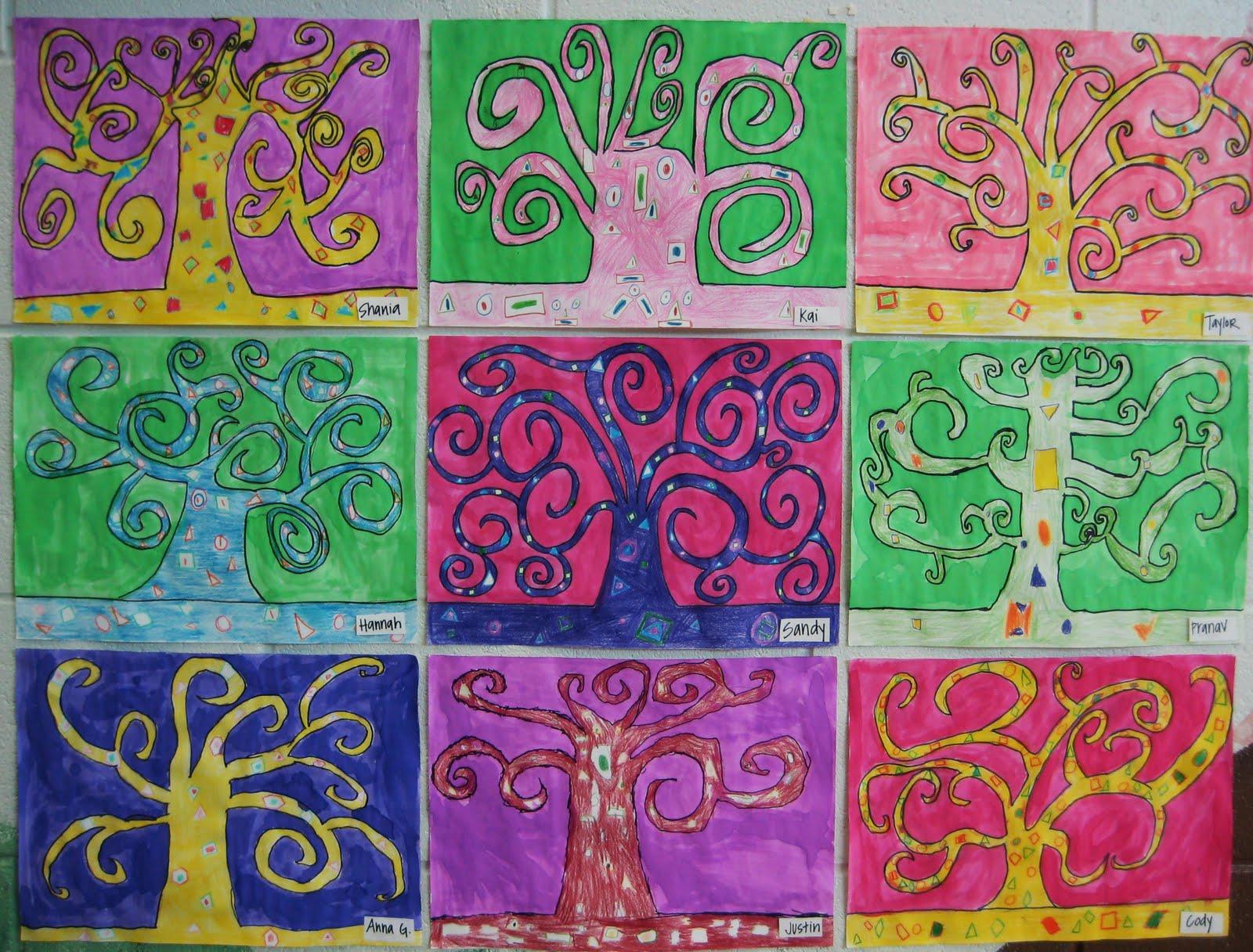 Images About Klimt