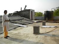 Bihar Storm Shakes up Rajgir Charity School