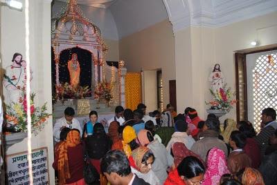 Pilgrims of Mother of Divine Grace