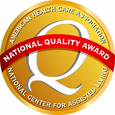 American Healthcare Association Selects Nazareth Home for Award