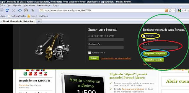 Alpari forex demo download
