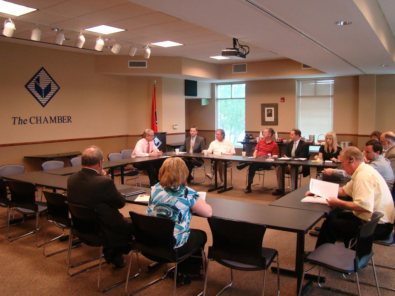 West Tennessee Flood Info Chamber Roundtable On Fema