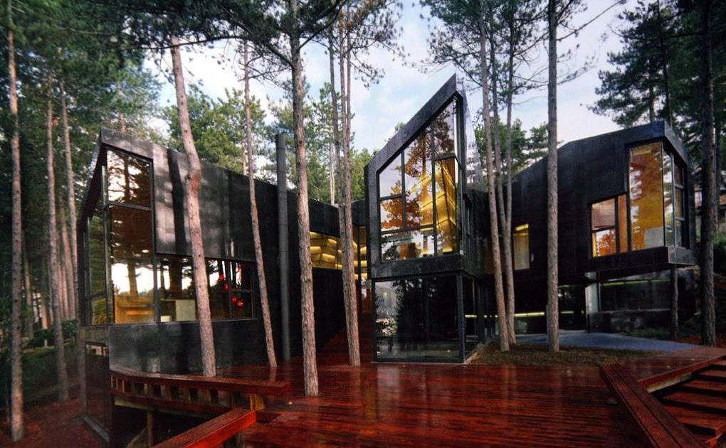 Tecnolog a arquitectura eduardo arroyo casa levene en - Arquitectos en espana ...