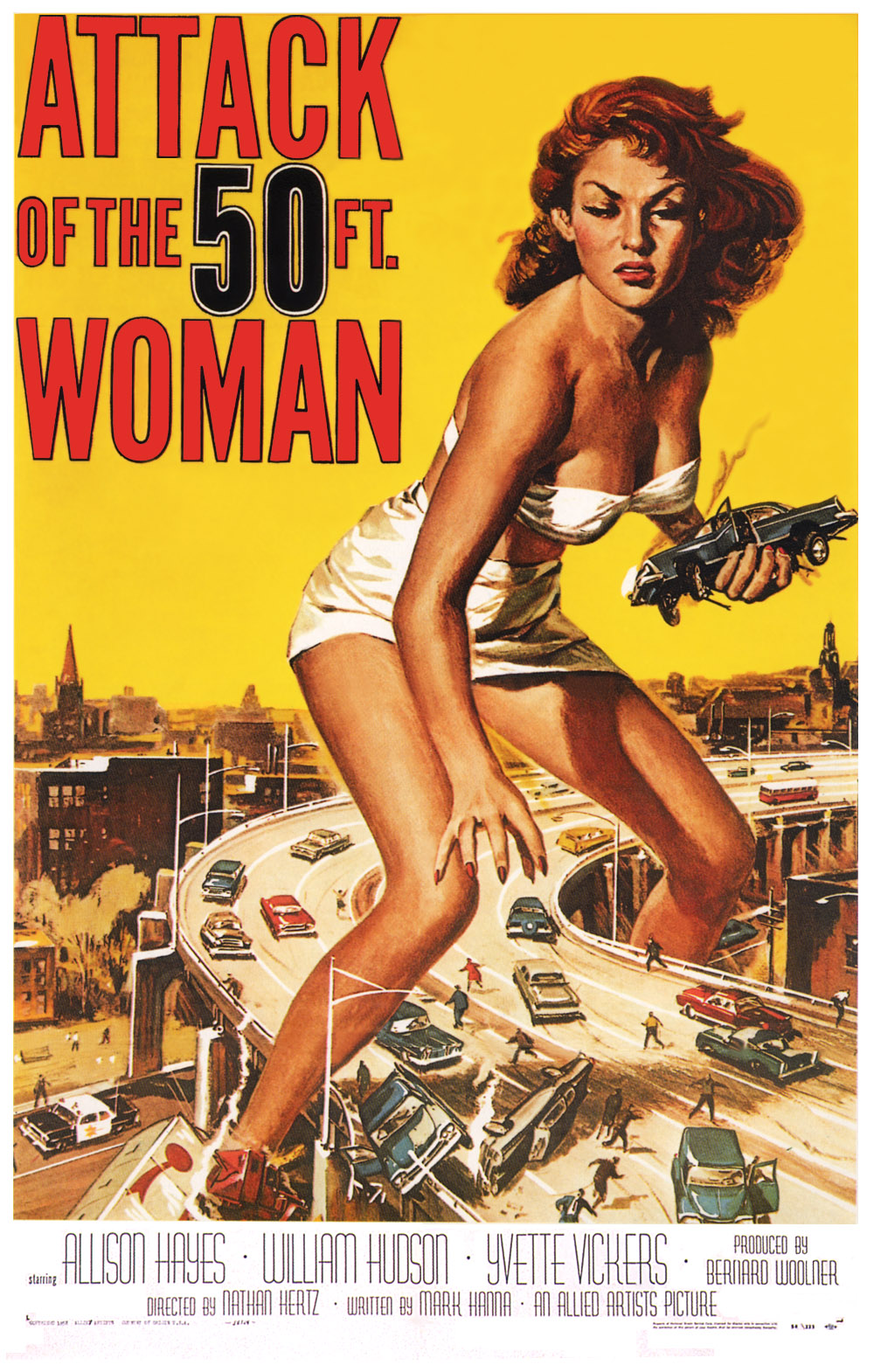 Attack of the 50 Ft. Woman movie