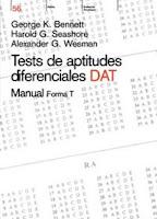 NeuroPsicología: Manual Test de aptitudes diferenciales DAT