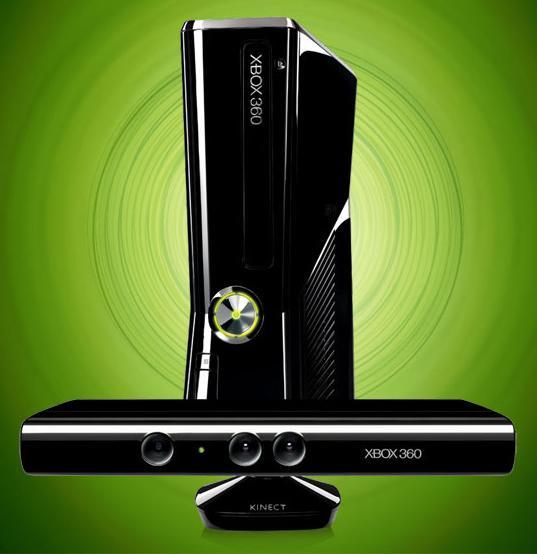 Nueva Xbox 360 Slim Con El Nuevo Sistema De Juego Kinect
