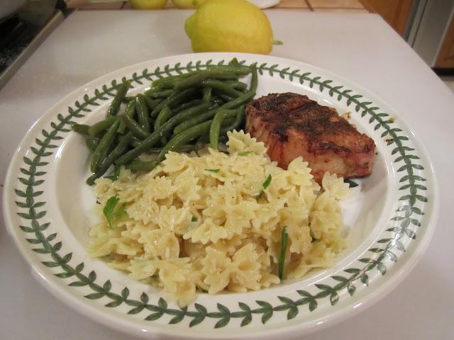 Lemon Pasta: Spring Recipes with Lemon!