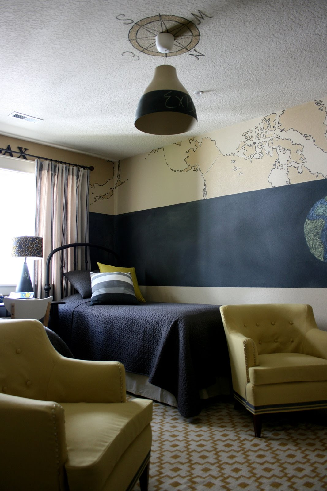 Boys Room: A Little Boy's Bedroom With Big Style