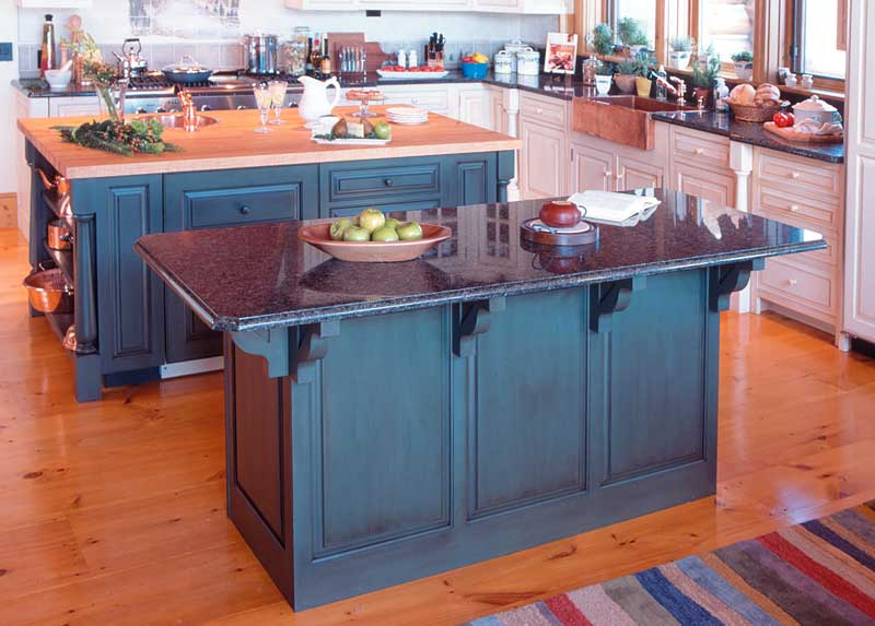 painted islands for kitchens painted kitchen islands emily a clark 4754