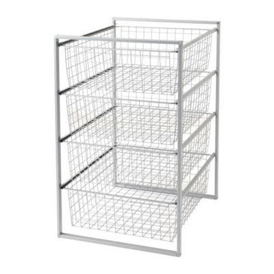 In My Shoes Emily A Clark Ikea Wire Baskets Full Size Of Basket Drawers Frame 2 Antonius