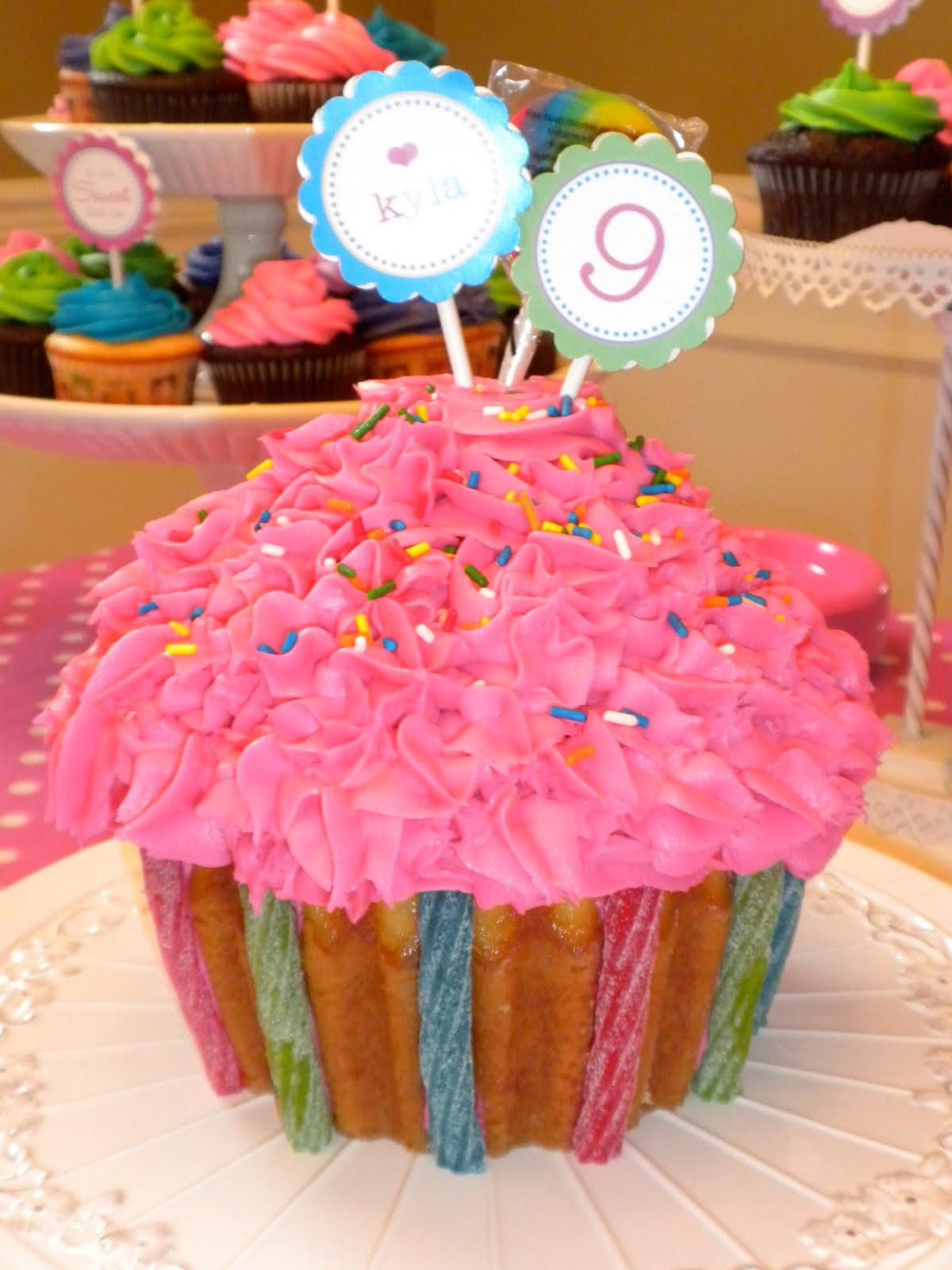 Stout Family Blog Kylas Sweet Shoppe 9th Birthday Party