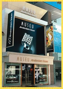 c6f90240d62 Atualmente o Museu Amsterdam Sauer faz parte do roteiro dos mais  importantes pontos turístico-culturais do Rio.
