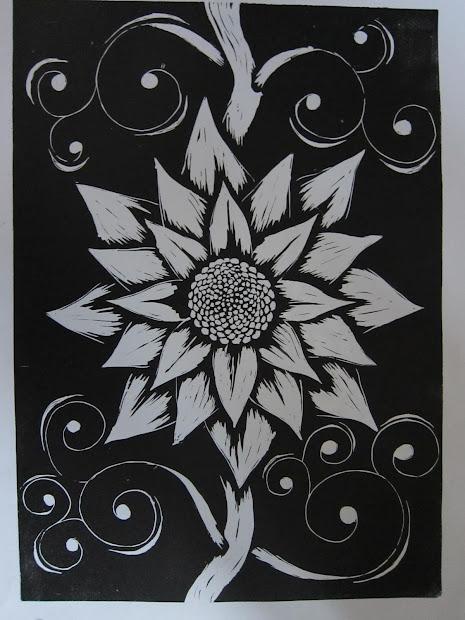 Newbie Lino Prints