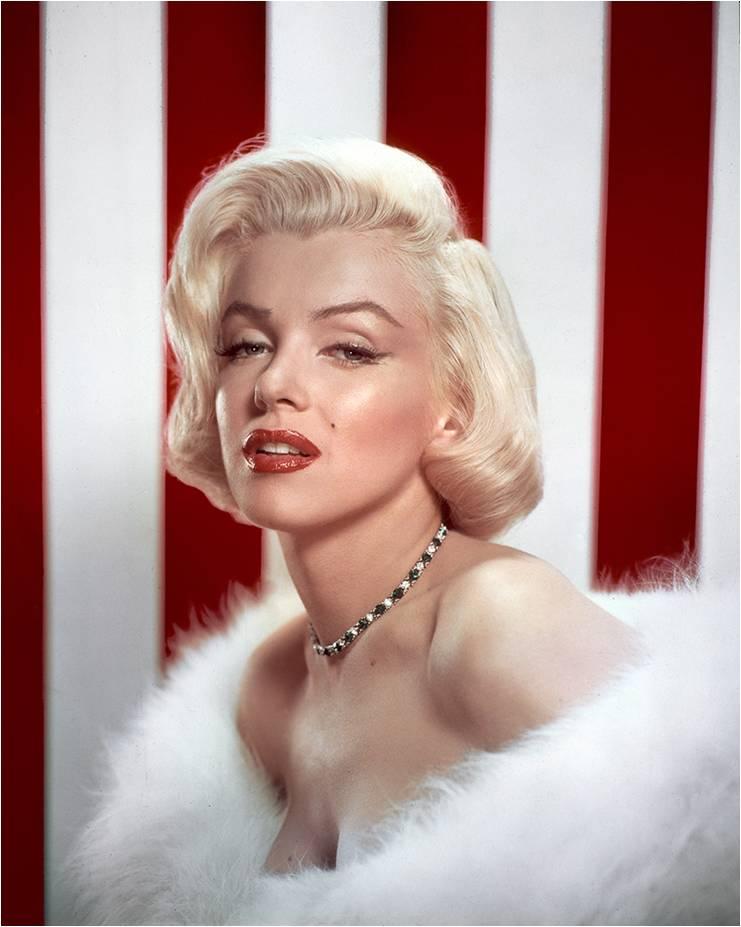 56aaabaaede A Chichi Life  Starlett Style  Marilyn Monroe