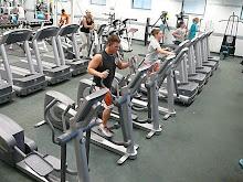 Life Fitness Cardio Center